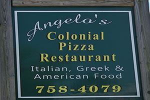 Angelo's Colonial Pizza Restaurant