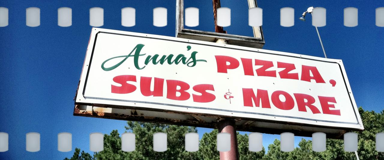 Anna's Pizza, Subs and more