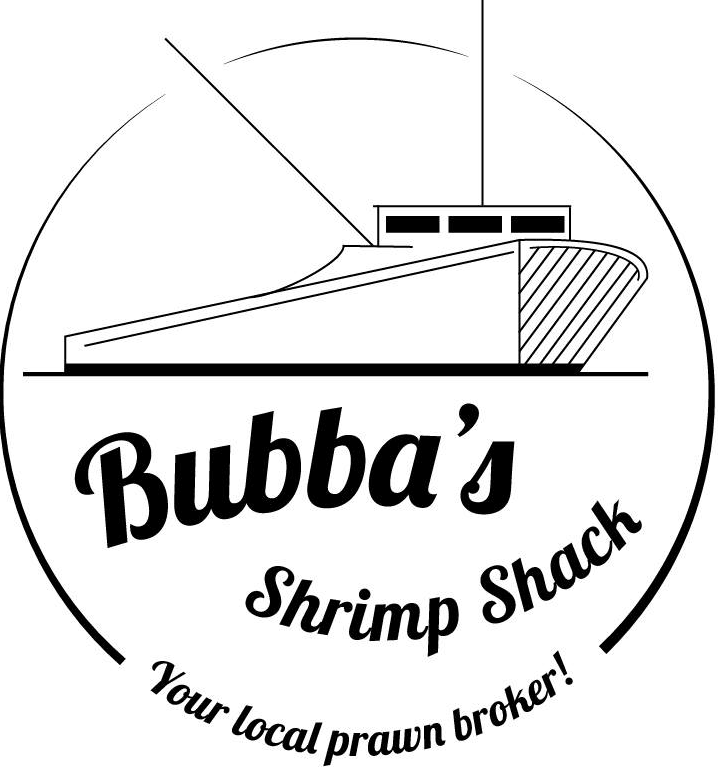 Bubba's Shrimp Shack your local prawn broker!
