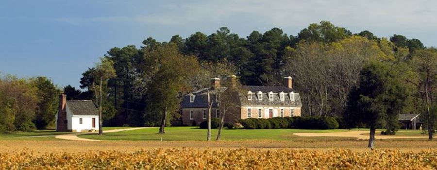 Wilton Plantation House